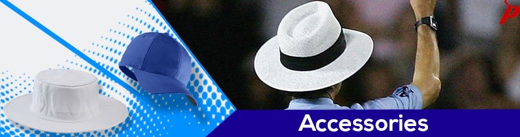 Accessories like Umpire caps, netted caps, casual caps, White. Brands like Slazenger and Legend. Caps comes in a variety of styles and sizes at affordable prices in India on pavilionsports.com.