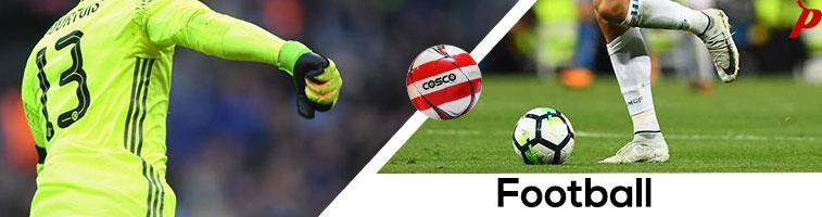 Buy Football ball, football nets, football shinguard, goalkeeping gloves