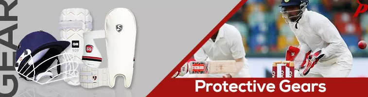 Buy- Protective Gear at best prices in India on pavilionsports.com.