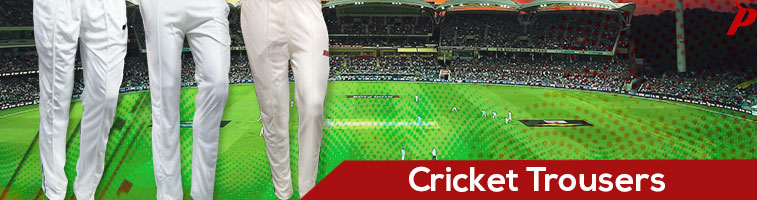 Buy genuine quality cricket trousers, pants and whites from the best of brands like RNS, Supremo, Sportiff and Legend at pavilionsports.com. Plain, polycot, best, good, India, chennai.